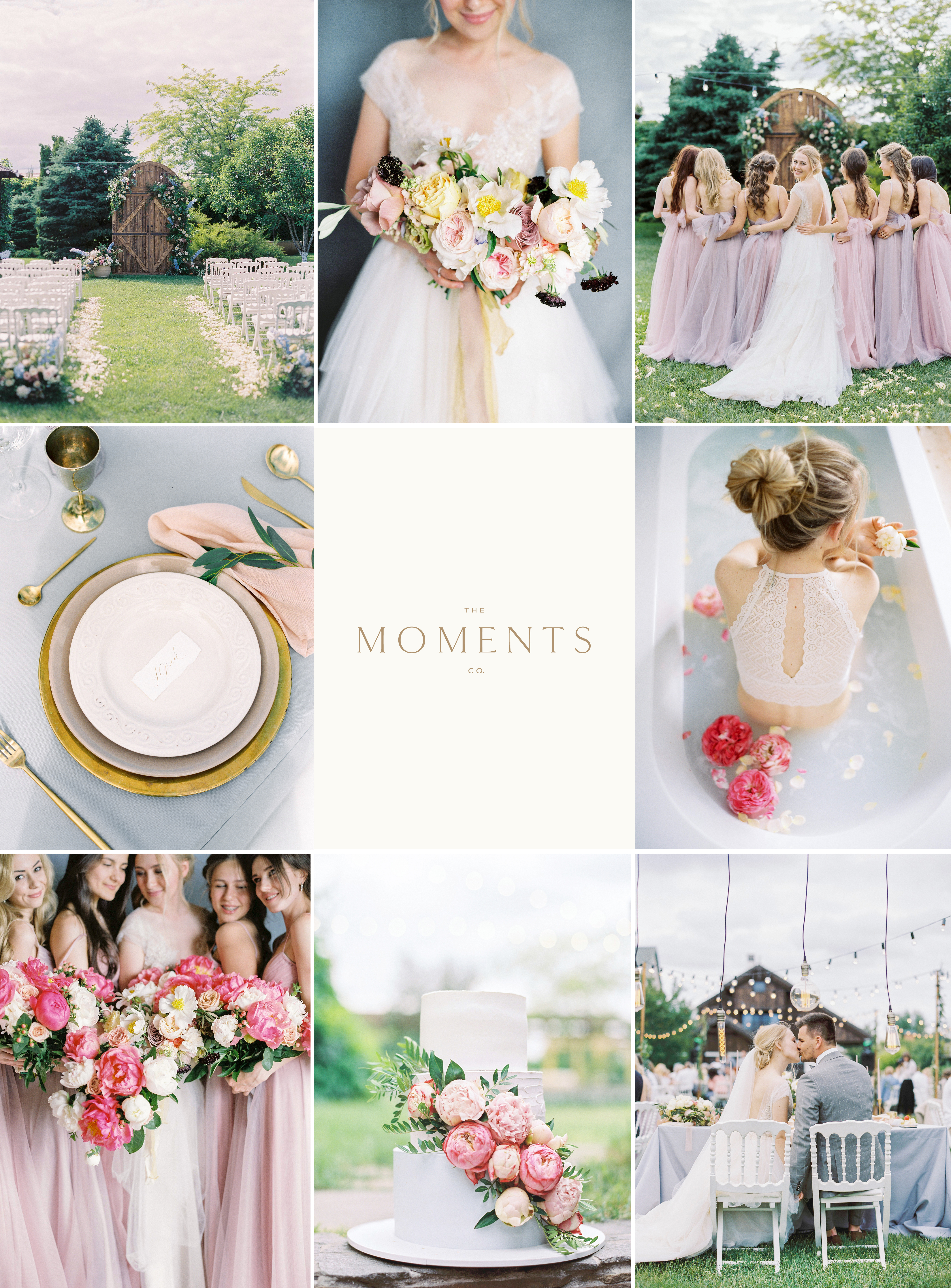 MOMENTS - WEDDING PLANNING
